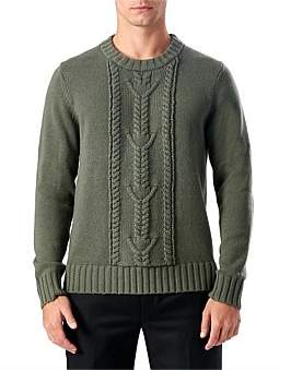 Calibre Wool Cashmere Sweater