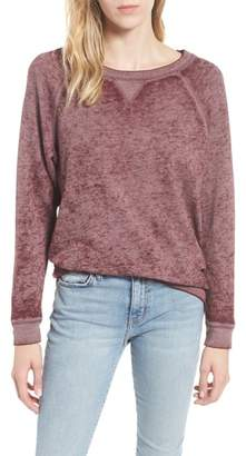 Caslon Burnout Sweatshirt