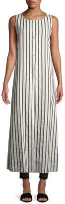 Piazza Sempione Stripe Tunic Dress