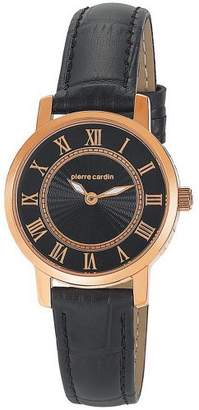 Pierre Cardin Women's Quartz Watch PC104692F06 PC104692F06 with Leather Strap