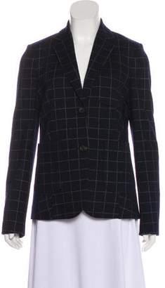 Brunello Cucinelli Virgin Wool Monili-Trimmed Blazer