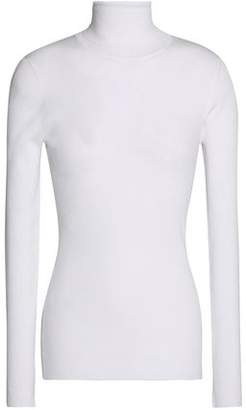 Michael Kors Ribbed-Knit Turtleneck Sweater