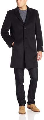 Ike Behar Men's Nathan Notch Lapel Single-Breasted Coat