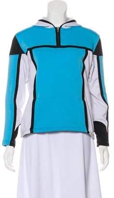 Obermeyer Hooded Colorblock Sweatshirt