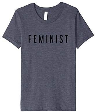Feminist T-shirt Women's rights support tee shirt