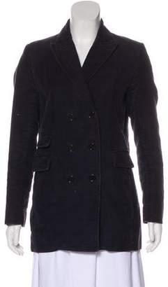 Etoile Isabel Marant Peak-Lapel Double-Breasted Jacket