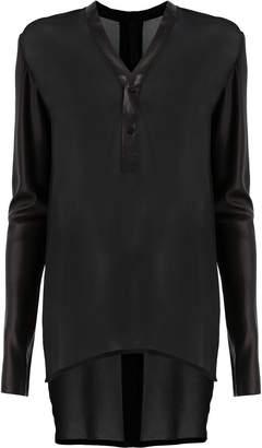 Ilaria Nistri V-neck button blouse