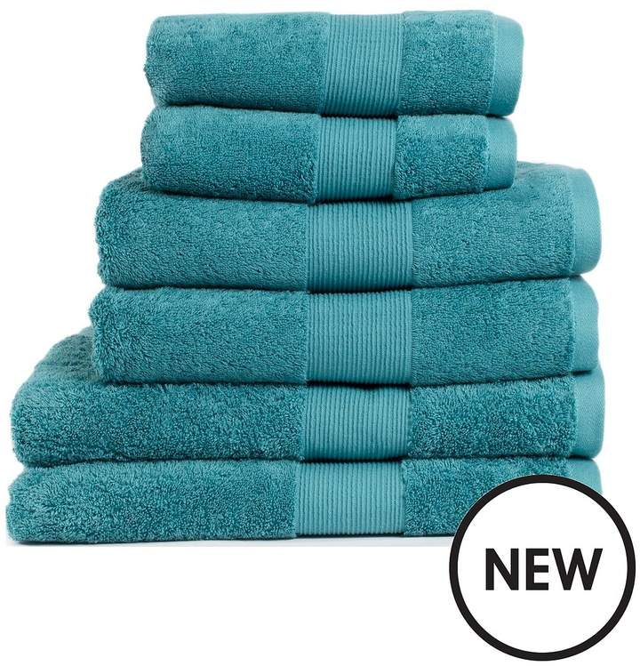 Everyday Collection Egyptian Cotton 650gsm Towel Range – Teal
