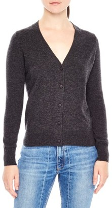 Women's Sandro Tie Back Wool & Cashmere Cardigan $325 thestylecure.com