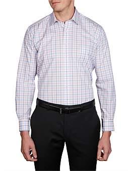 Geoffrey Beene Caracas Check Reg Fit Shirt