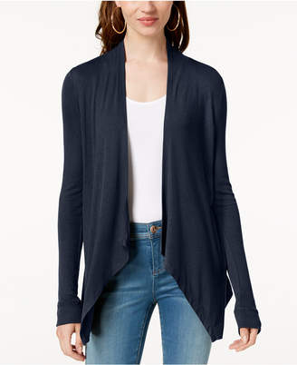 INC International Concepts I.n.c. Petite Open-Front Cardigan