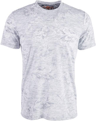 American Rag Men's Textured Floral T-Shirt
