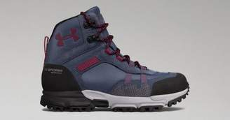 Under Armour Women's UA Post Canyon Mid Waterproof Hiking Boots