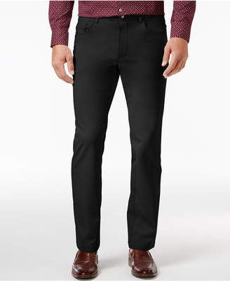 INC International Concepts I.n.c. Men's Stretch Slim-Fit 5 Pocket, Created for Macy's