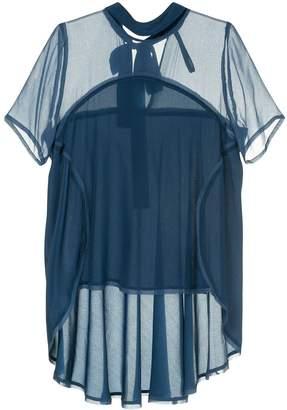 Taylor Tie Capsule blouse