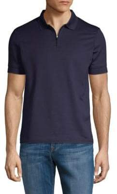 Vince Camuto Short-Sleeve Polo