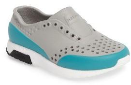 Toddler Boy's Native Shoes Lennox Block Slip-On Sneaker $45 thestylecure.com