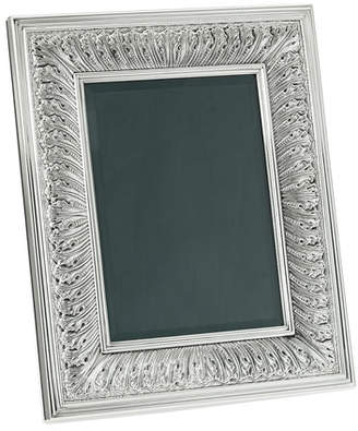 "Buccellati Linenfold 5"" x 7"" Photo Frame"