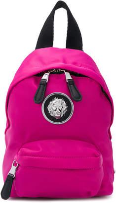 Versus lion head backpack