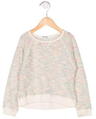 Splendid Girls' Crew Neck Sweater