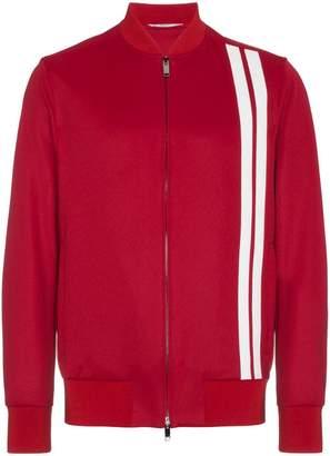 Valentino archive stripe track jacket