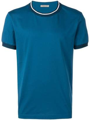 Bottega Veneta contrast neck T-shirt