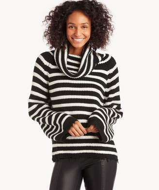 Sole Society Jagger Cowl Neck Sweater