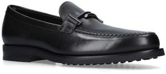 Tod's Doube T-Bar Loafers