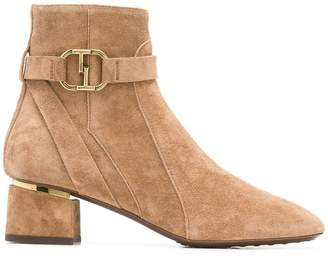 Tod's low-heel ankle boots