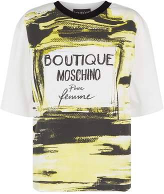 Moschino Perfume Bottle T-Shirt