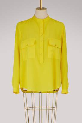Stella McCartney Estelle silk shirt