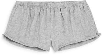 Chaser Girls' Jersey Flounce Shorts - Big Kid
