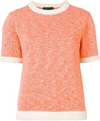 Cashmere In Love shortsleeved sweater