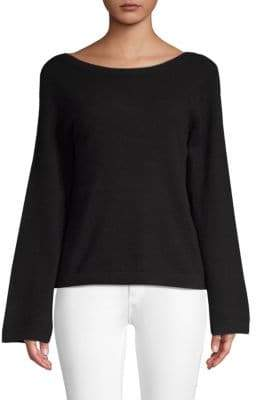 Equipment V-Back Cashmere Sweater