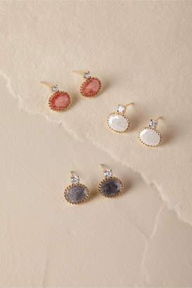 Theia Jewelry Saturn Post Earrings