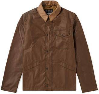 Barbour International Steve McQueen Mud Wax Jacket