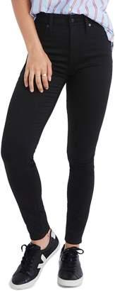 Madewell Curvy High Waist Skinny Jeans