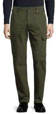 Maison Margiela Slim-Fit Cotton Cargo Pants
