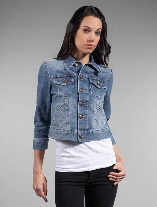Joe's Jeans Crop Jacket