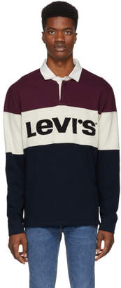 Levi's Levis Multicolor Mighty Made Rugby Polo