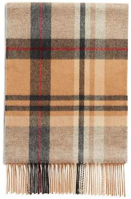 Bloomingdale's The Men's Store at Cashmere Big Plaid Scarf - 100% Exclusive