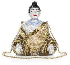 Judith Leiber Gautama Buddha Crystal Clutch $4,995 thestylecure.com
