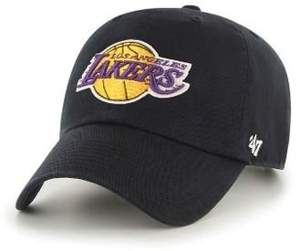 Women's '47 Clean Up La Lakers Baseball Cap - Black $25 thestylecure.com