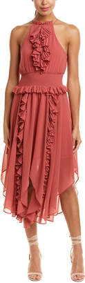 Keepsake Say Something Midi Dress