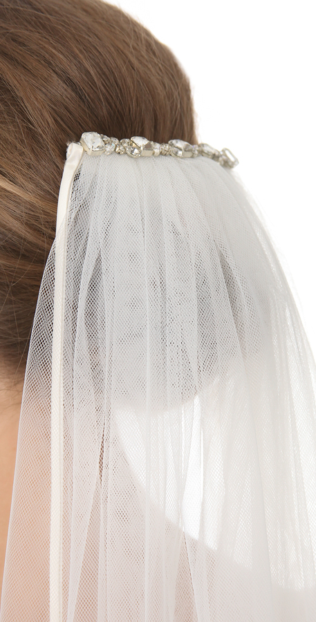 Jenny Packham Jewel Veil