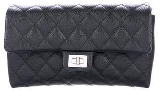 Chanel 2016 Quilted Caviar Waist Bag