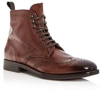 To Boot Men's Bruckner Leather Wingtip Boots