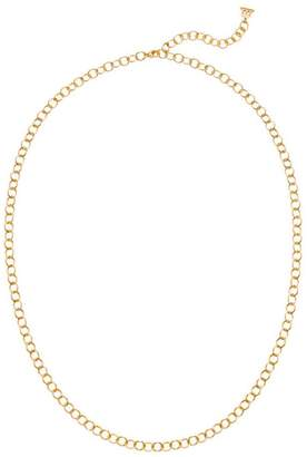 Temple St. Clair 18K Yellow Gold Oval Chain Necklace