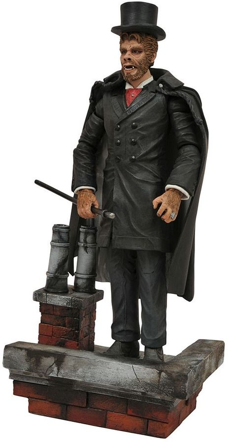 Diamond select toys Universal Monsters Select Jekyll & Hyde Action Figure