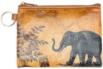 Patricia's Presents Elephant ID Key Pouch